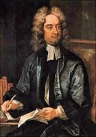 Jonathan Swift young