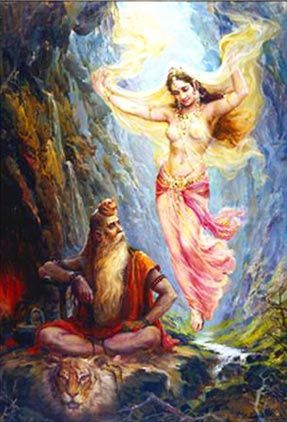 Atonement Broken (A Love Tale Of Menaka And Vishwamitra)