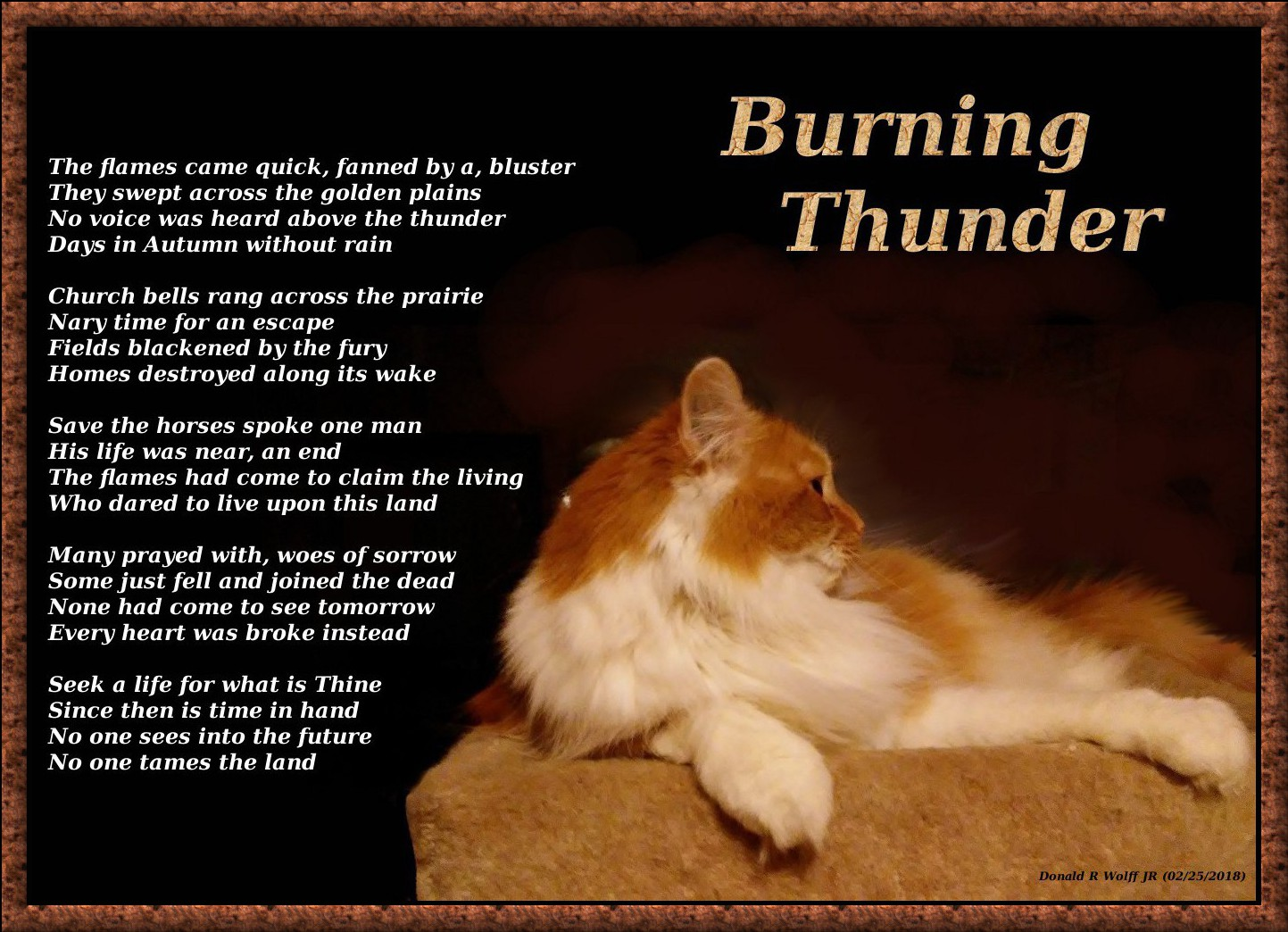 Burning Thunder