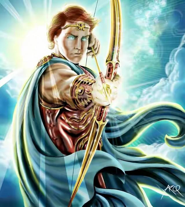 Apollo: The God Of The Sun