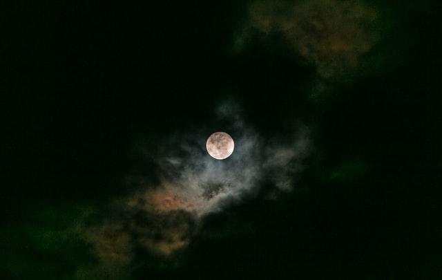 Vanishing Moonlight