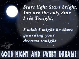 you are my shining star poem