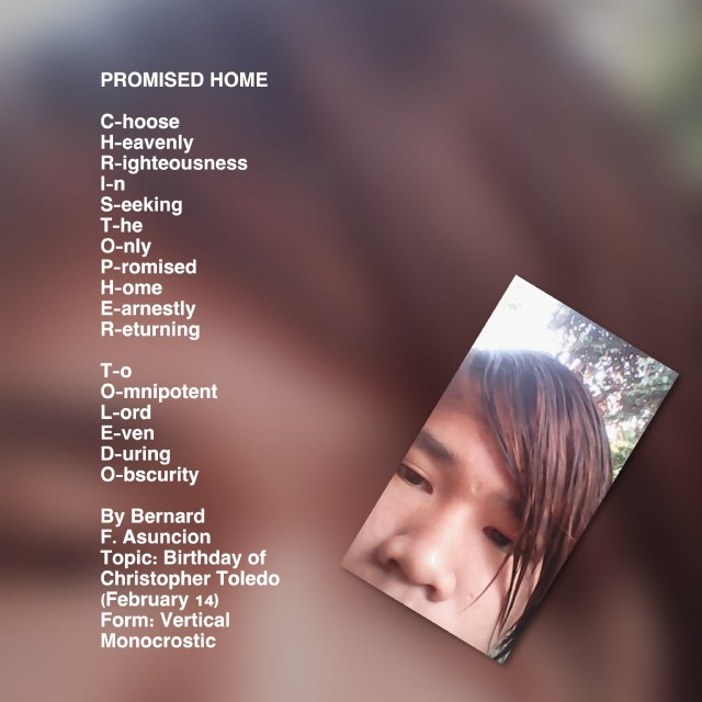 Promised Home