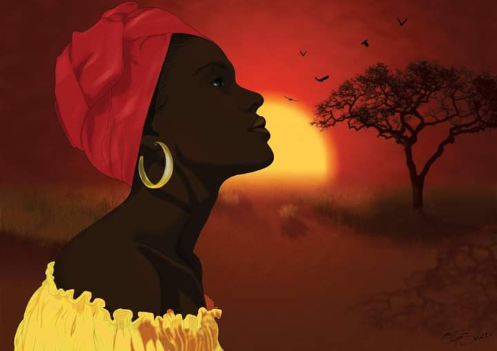 I Am Mother Africa