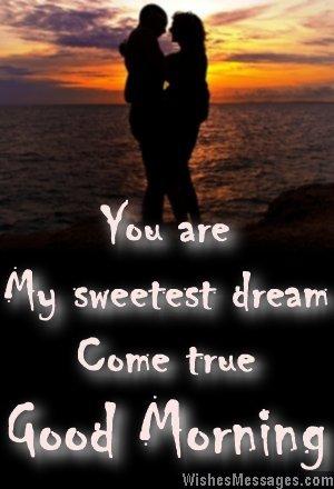 topics of this poem morning true love
