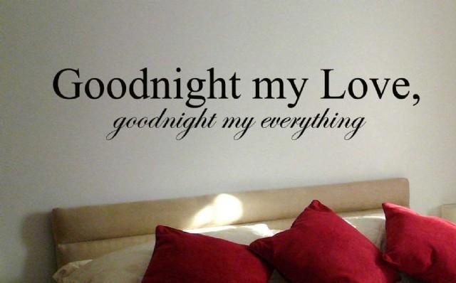 Goodnight My Angel Valentine Poem By Michael P Mcparland Poem Hunter