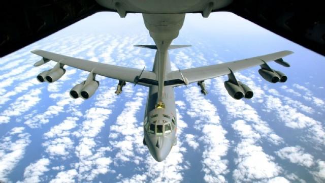 B-52 Versus Covid-19
