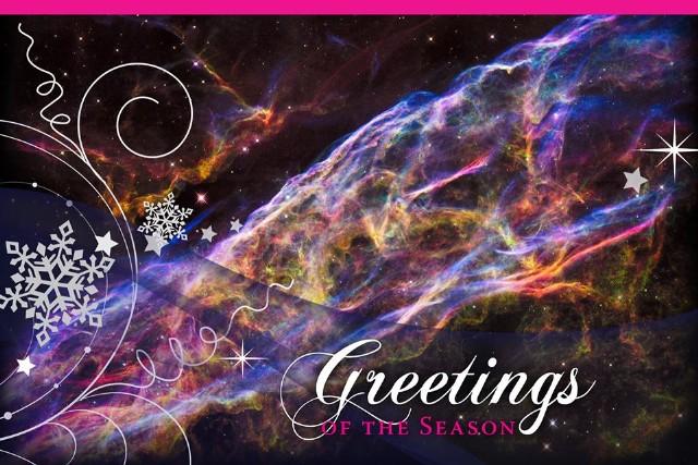 Season's Greetings From Nebula Veil