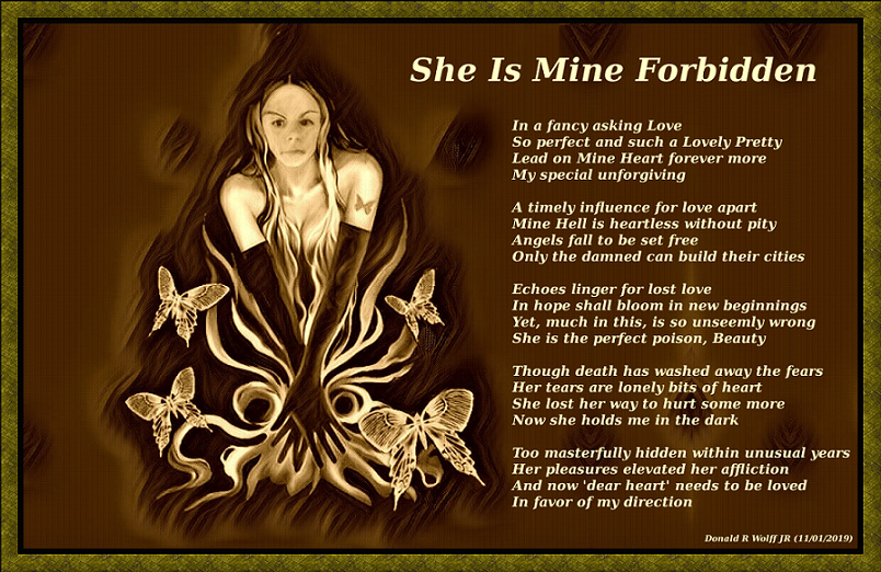She Is Mine Forbidden