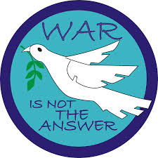 No, No And No To War