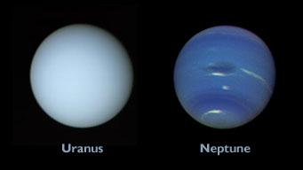 Neptune And Uranus No Longer Squared Poem by Saiom Shriver ...