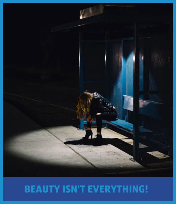 Beauty Isn't Everything!
