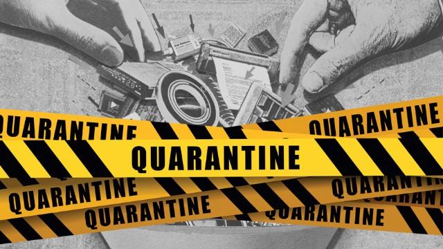 It's Quarantine