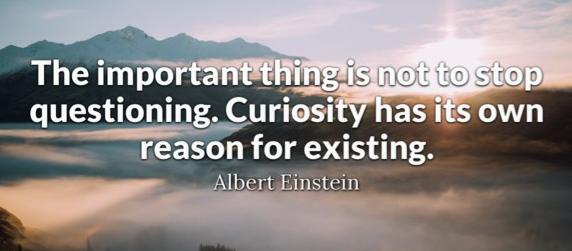 curiosity poem