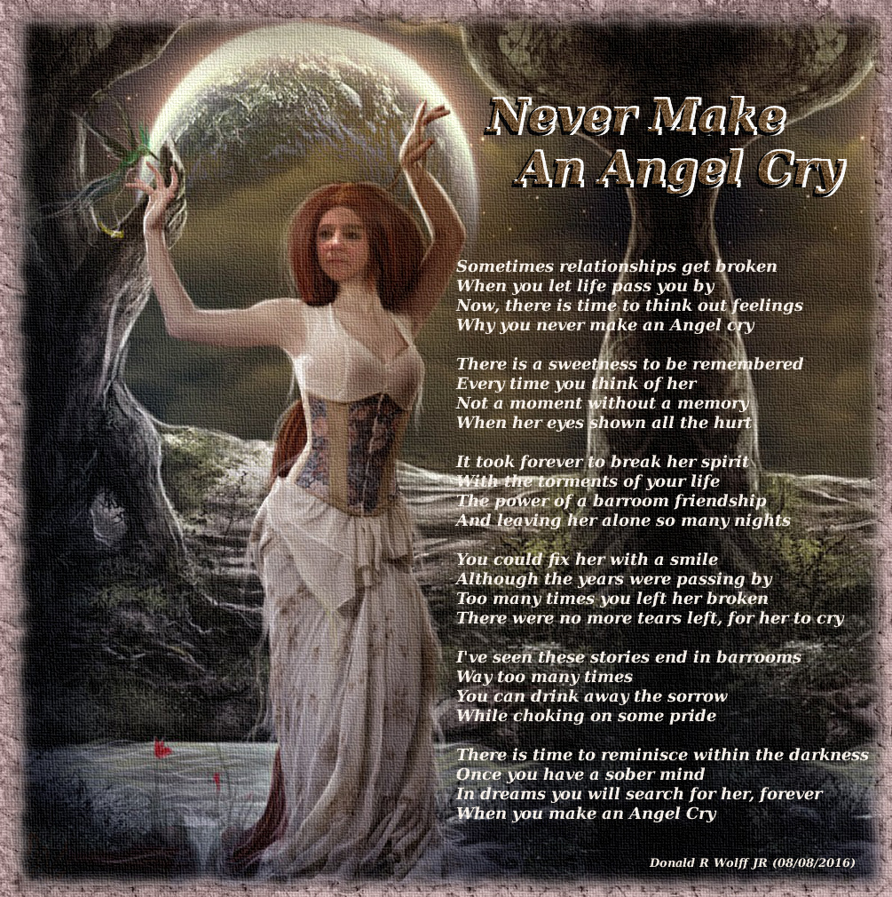 Never Make An Angel Cry