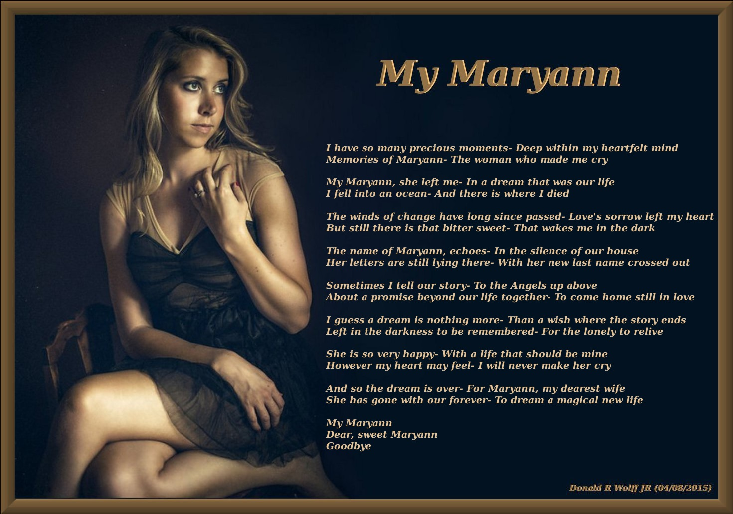 My Maryann