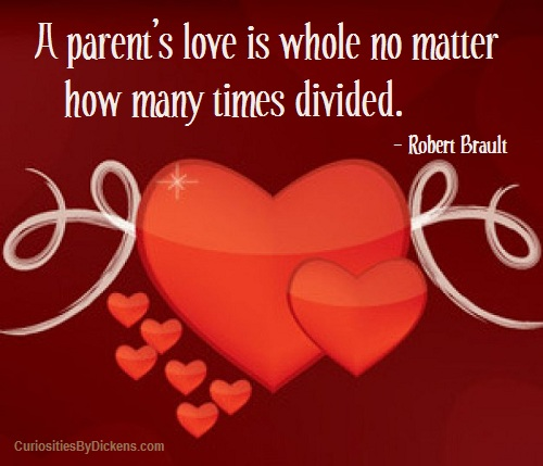essays on parents love A parent's unconditional love sometimes parents feign unconditional love to make up for the fact that they are not willing first-person essays.