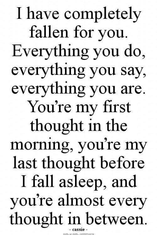 you were my first love you were my true love