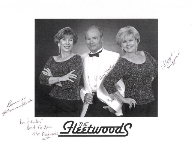 Autograph Muse Acrostic Name Fleetwoods