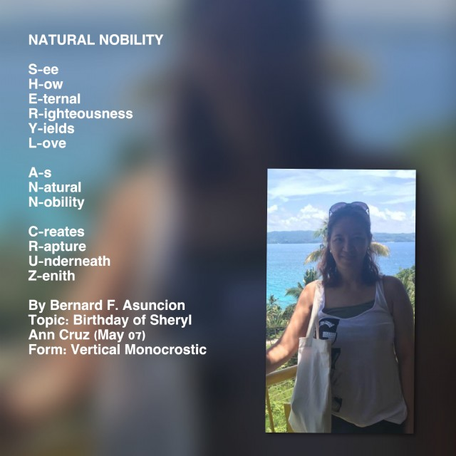 Natural Nobility