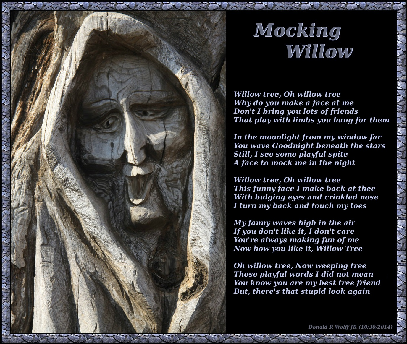 Mocking Willow