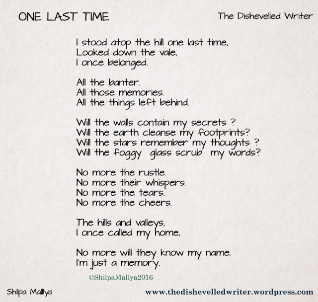 The Last Time Poem Pictures to Pin on Pinterest - PinsDaddy