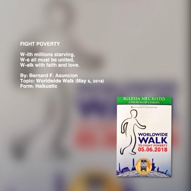 Fight Poverty Poem by Bernard F  Asuncion - Poem Hunter Comments
