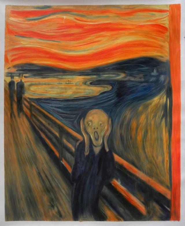 Edvard Munch (1863 - 1944) Poem by Dominic Windram - Poem ...