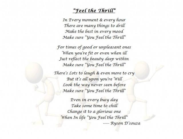 Poems Of Gratitude 3