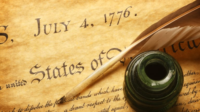 Declaration Of Independence Revisited