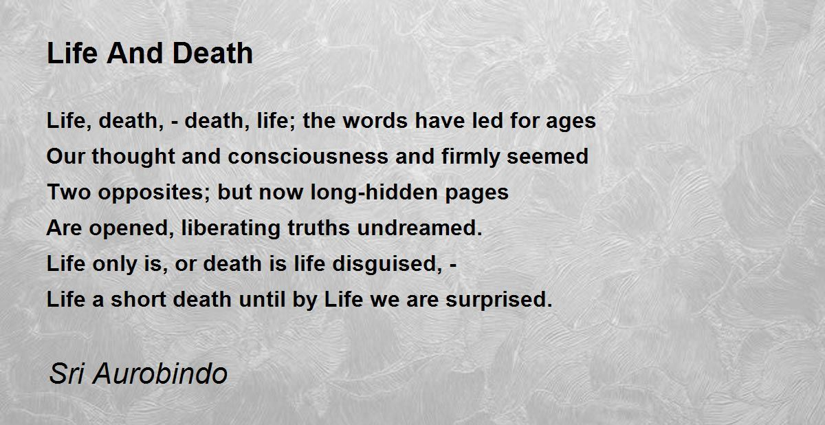 death and poet Sad poems by alcoholic poet  sad poems : alcoholic poet life poetry alcoholic poet life, death, love and other forms of poetry by alcoholic poet think write.