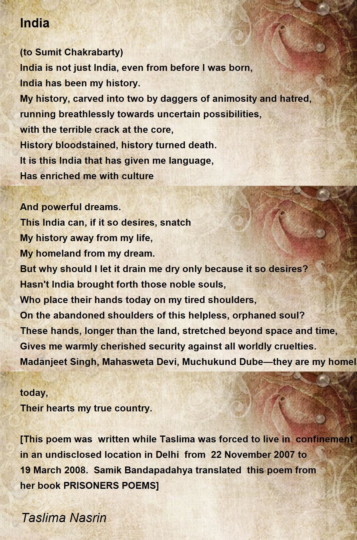 """poem on india in my dream 805 quotes from rabindranath tagore: 'clouds come floating into my life dream deep, for every dream precedes the goal"""" ― rabindranath tagore."""