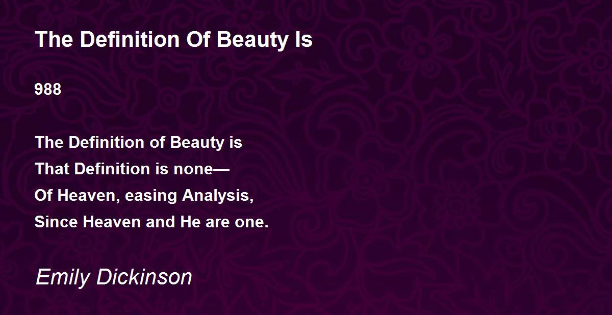 BEAUT Defined for English Language Learners