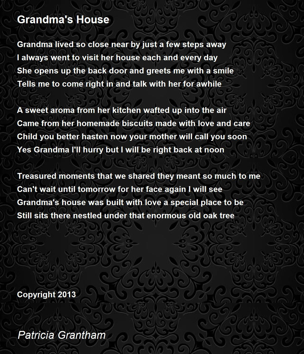 my grandma s house Order online view menu and reviews for grandma's house in brooklyn, plus most popular items, reviews delivery or takeout, online ordering is easy and free with seamlesscom.