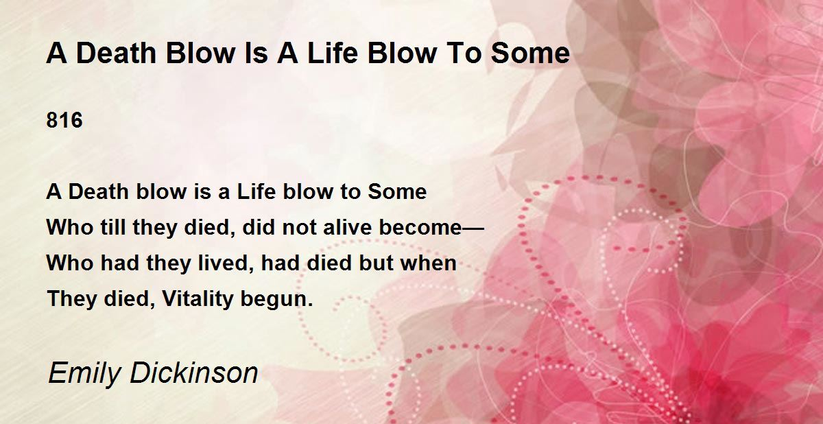 account of the life works and death of emily dickinson